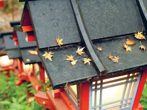 Đền Kiyomizu là một trong những di sản thế giới