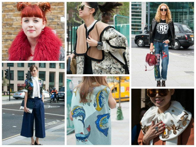 Tuần lễ Thời trang London Xuân Hè 2015: Sắc màu tràn ngập đường phố
