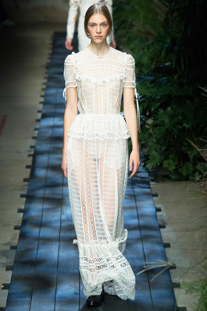 ERDEM - BST thời trang Xuân Hè 2015