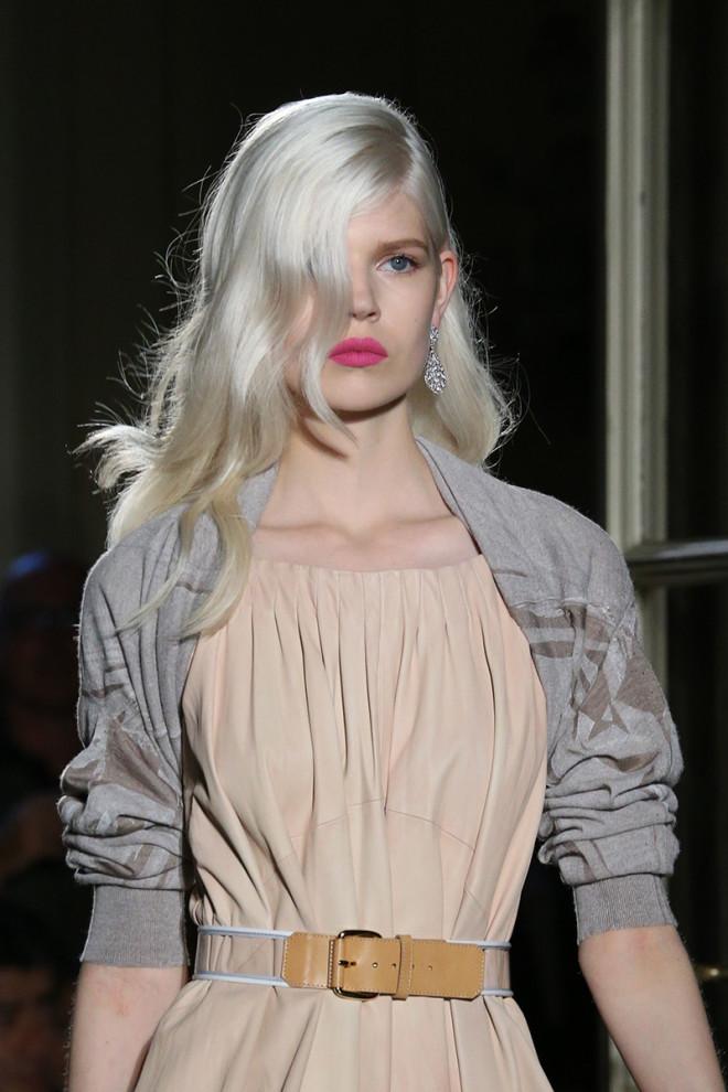 5 bài học làm đẹp từ Tuần lễ Thời trang Milan Xuân Hè 2015
