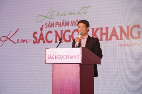 Vu Cao Thang phat bieu