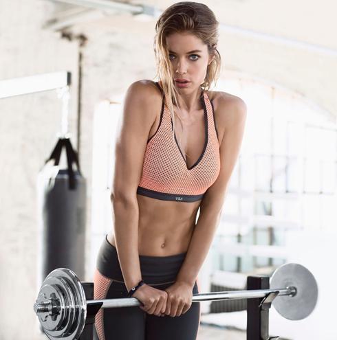 Tập luyện thể dục để có được cơ thể khỏe mạnh và đẹp