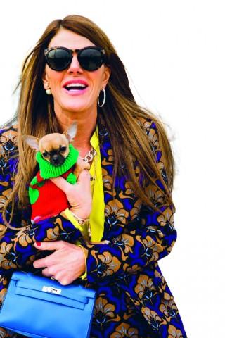 Anna Dello Russo - Con công của làng thời trang