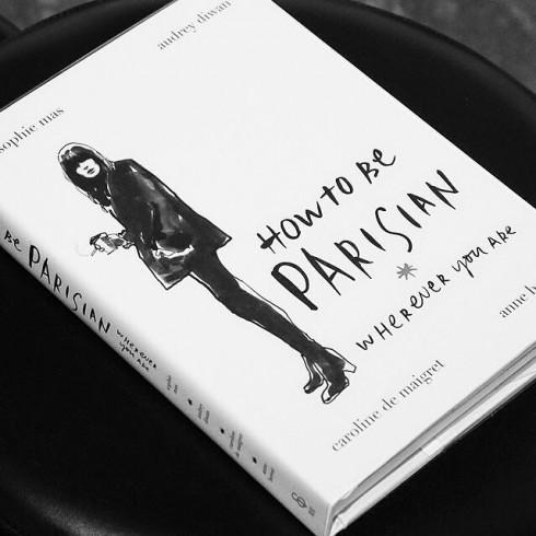 Cuốn sách chia sẻ bí quyết làm đẹp và phong cách của phụ nữ Pháp do Caroline De Maigret làm tác giả
