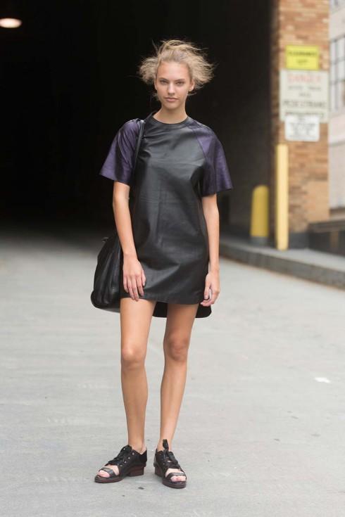 Người mẫu Maggie Jablonski