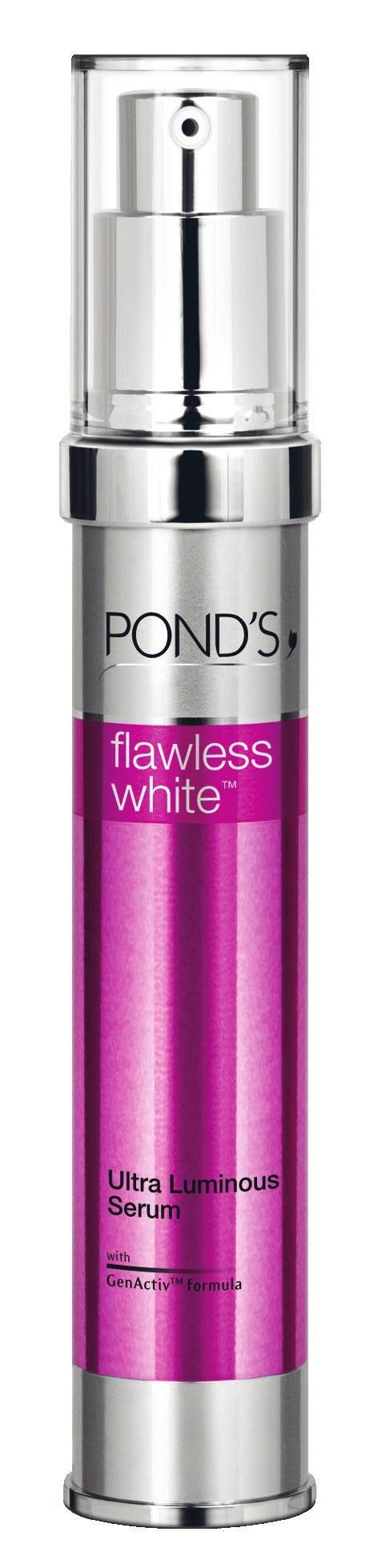 Tinh chất dưỡng trắng da cao cấp POND'S FLAW LESS WHITE