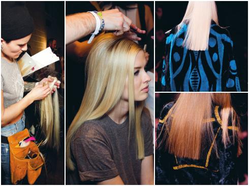 Màu vàng bạch kim, nâu cà phê, đỏ là những màu tóc rất được ưa chuộng trong năm nay. Tham khảo thêm trong ELLE số tháng 10 để biết cách chăm sóc tóc nhuộm.