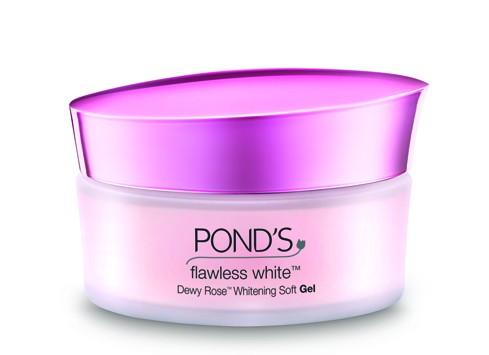 Kem duong da Ponds Petal pink gel