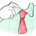 cách thắt cà vạt 5