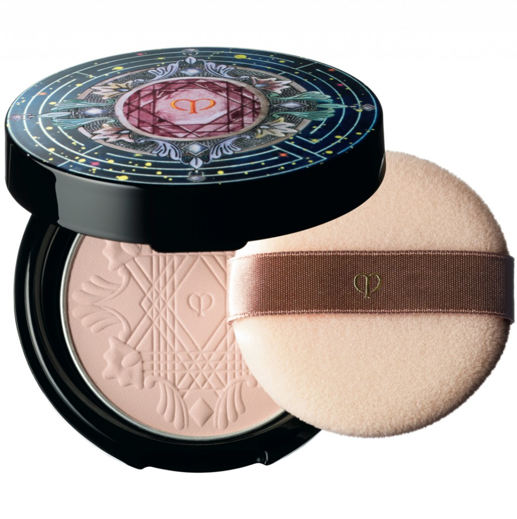 elle vn Powder Compact