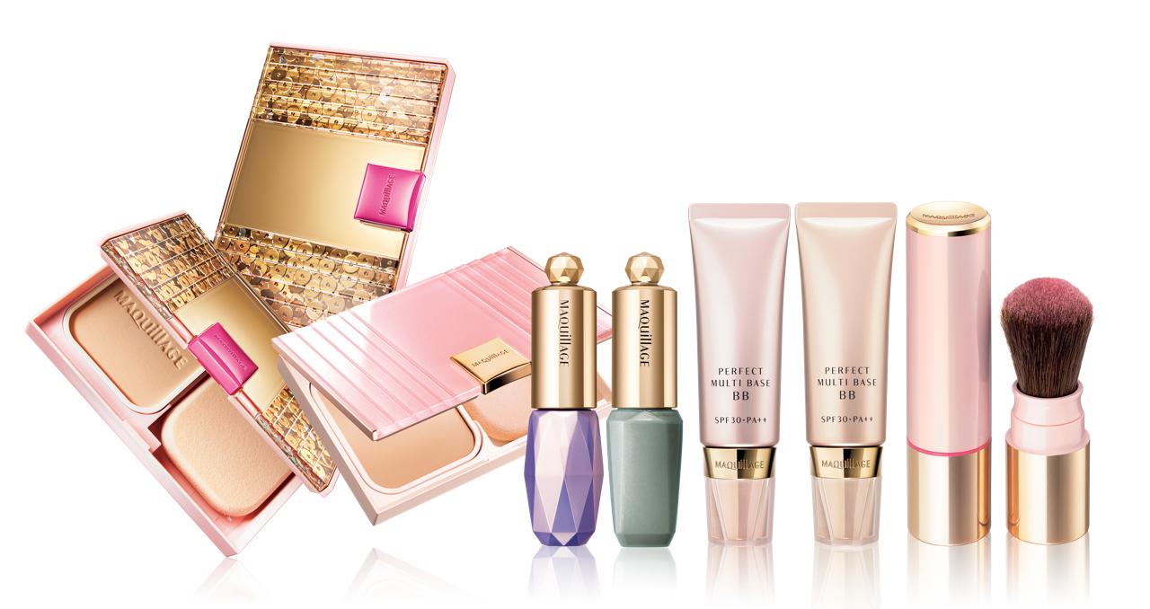 Kết quả hình ảnh cho bộ Shiseido Maquillage