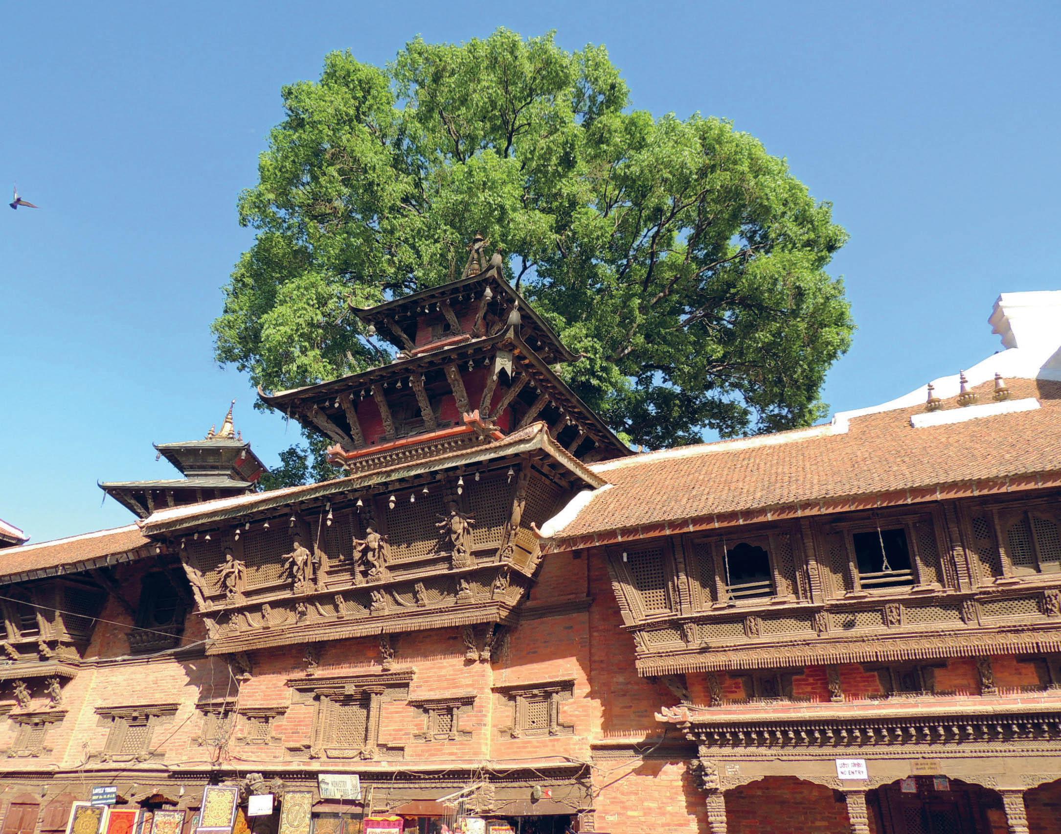 Kết quả hình ảnh cho quảng trường Patan Durbar