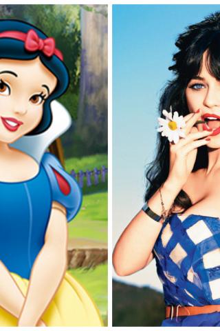 Khi sao Hollywood là công chúa Disney