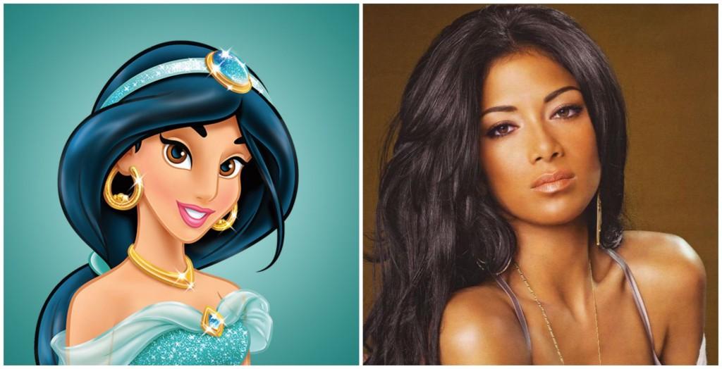 Ắt hẳn các fan hâm mộ sẽ không thất vọng khi nhìn thấy hình ảnh nàng Jasmine quyến rũ và sắc sảo được thể hiện bởi cựu thành viên nhóm The Pussycat Dolls.