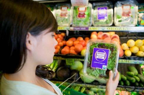 Thực phẩm hữu cơ (0rganic food)hiện đangxu hướng của nhiều cô gái Elle tiêu dùng thông minh.