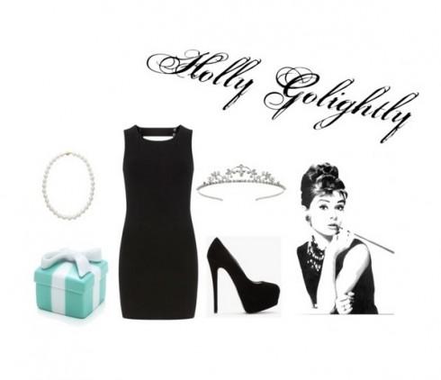Audrey Hepburn huyền thoại với chiếc đầm đen