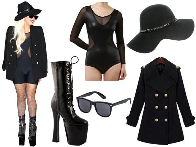Sáng tạo trang phục Halloween từ tủ quần áo của bạn