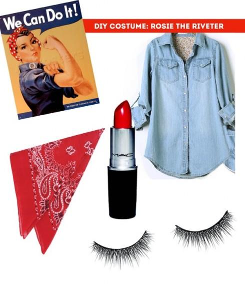 Biểu tượng quen thuộc cho phái nữ: Rosie the Riverter