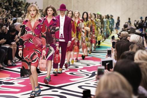 Ngày áp cuối của Tuần lễ Thời trang London là một trong những ngày quan trọng nhất thuộc chuỗi sự kiện thời trang này, khi những tên tuổi đình đám như Christopher Kane, Tom Ford, và Burberry Prorsum đều cùng trình làng bộ sưu tập mùa mới.