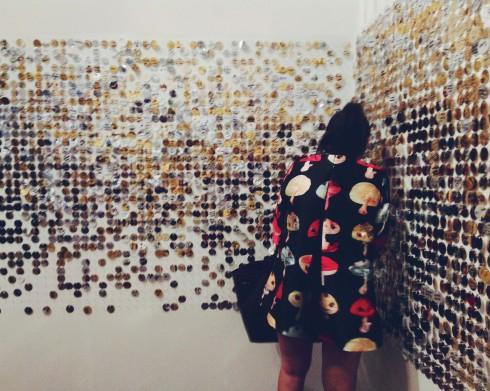 Phòng chia sẻ cảm nghĩ của Bảo tàng Nghệ thuật Singapore