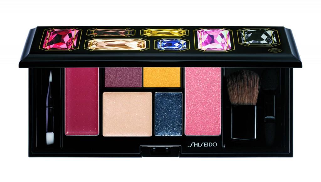 hộp trang điểm Sparkling Party Palette của Shiseido