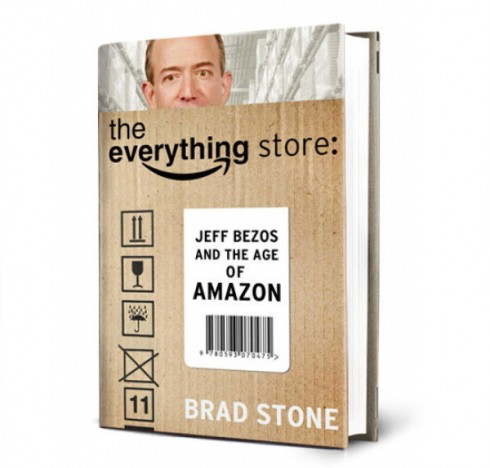 """Cuốn sách diễn giải về mô hình """"Cửa hàng bán tất cả"""" (The Everything Store) của Amazon"""