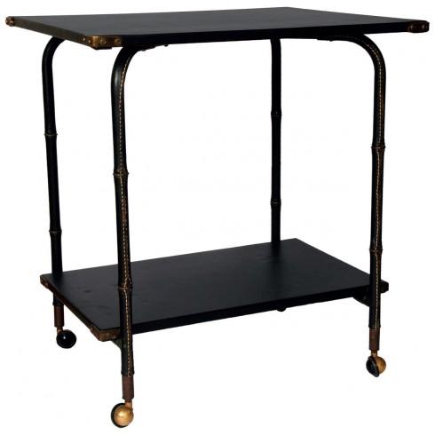 Sử dụng bàn, kệ có bánh xe.