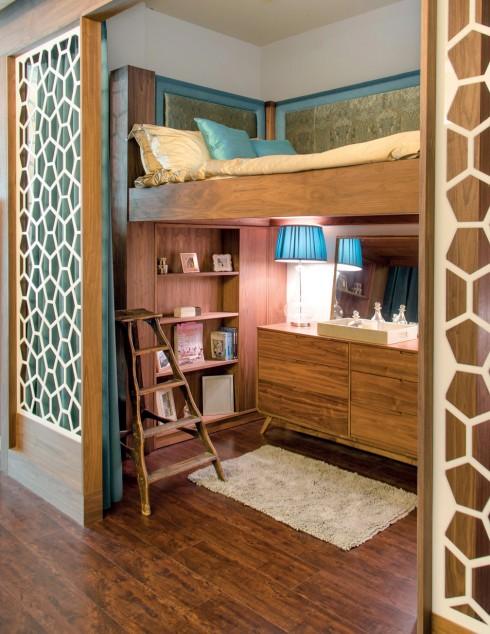 Phòng ngủ không cần rộng