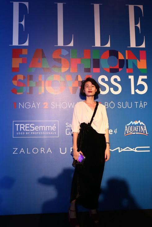 Nhà thiết kế Li Lam