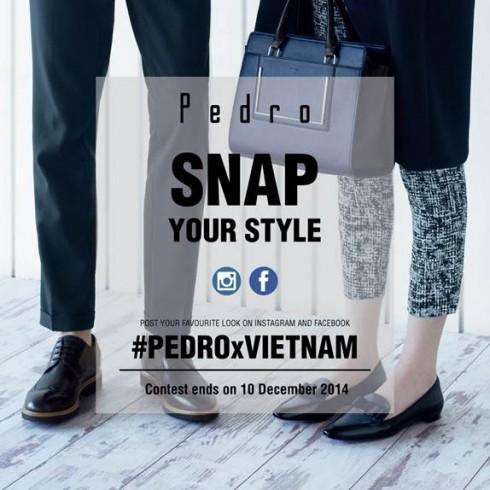 ellevn pedro snap your style