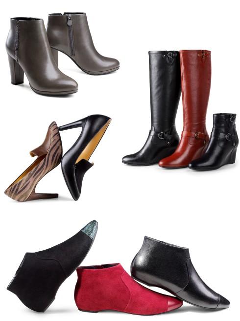 Bộ sưu tập giày nữ đẹp cá tính Geox Thu Đông 2016 cực đẹp