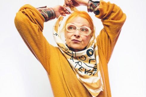VIvienne Westwood Knot Wrap Fpr Lush Cosmetics