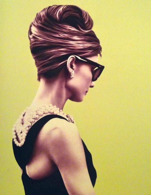 Nàng Audrey Hepburn, tác phẩm của James Mylne