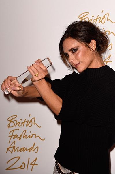 Những khoảnh khắc đáng nhớ tại lễ trao giải British Fashion Awards 2014