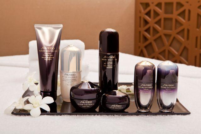Bộ sản phẩm liệu trình chống lão hoá Shiseido
