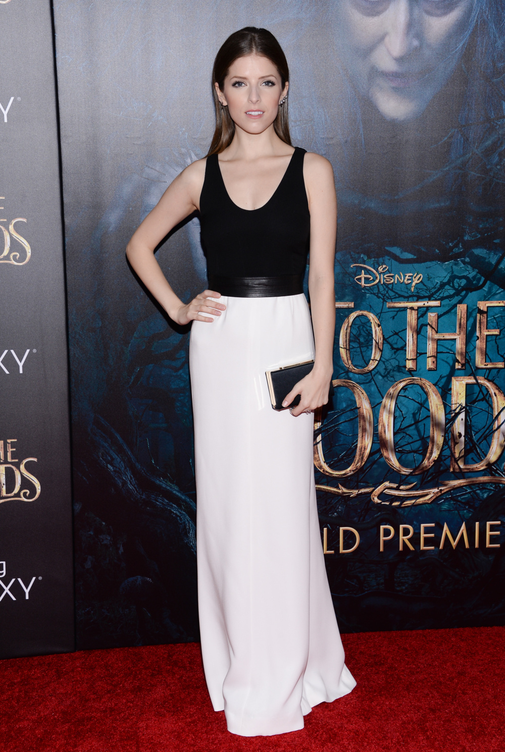 "AP NY PREMIERE OF ""INTO THE WOODS"" A ENT USA NY"