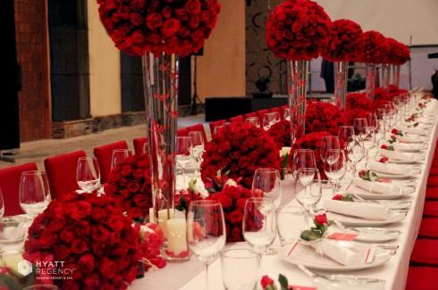 Sang trọng tiệc cưới tại Ballroom