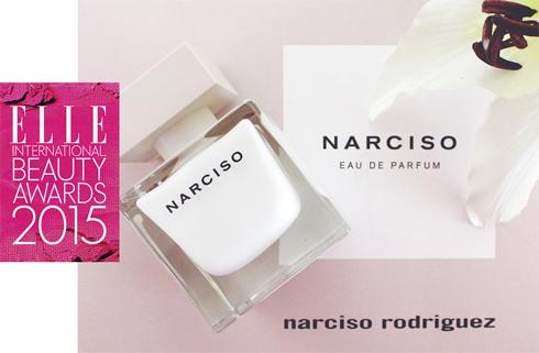 <strong> NƯỚC HOA </strong> <br> <br> <strong> NARCISO RODRIGUEZ – Narciso </strong> <br>Nữ tính, gợi cảm, tràn ngập mùi gỗ nhưng  nhẹ nhàng với những nốt hoa trắng rất nhu  mì. Narciso Rodriguez làm nên mùi hương  này sau một kỳ nghỉ đến Cyprus và chỉ với  vài giọt hương, ta như được đến vùng đảo  vắng thần tiên ấy.