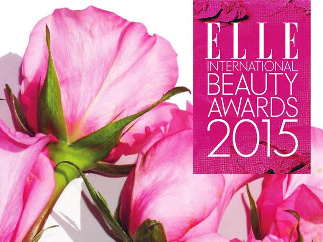 ELLE International Beauty Awards 2015 - Mỹ phẩm làm đẹp của năm