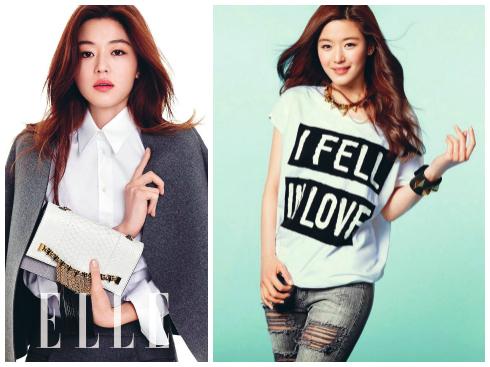 dien vien Jeon Ji Hyun