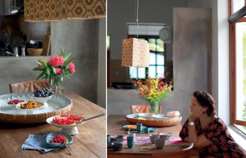 Ingrid - Chủ nhân của ngôi nhà và đồng sáng lập thương hiệu gốm Amai