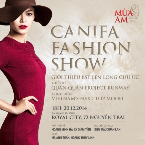 Canifa Fashion Show