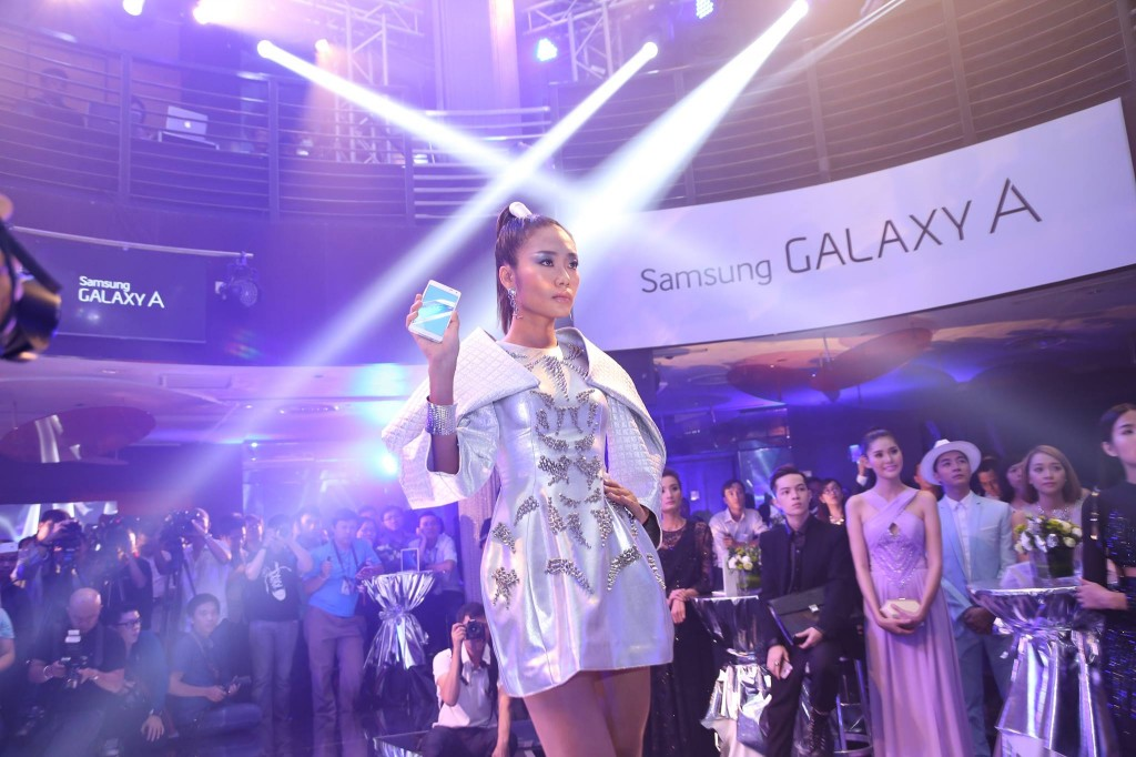 Galaxy A launch 4