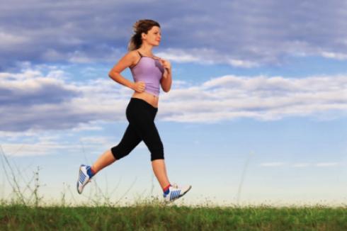 Bài thể dục đi bộ - chạy bộ
