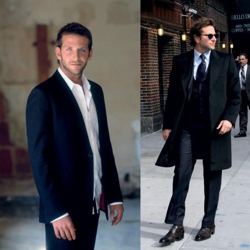 """<strong> Bradley Cooper</strong> <br><br> ESA đã ưu ái trao tặng Bradley Cooper giải thưởng """"diễn viên nam của năm"""" vào năm 2013 và tiếp tục đề cử giải thưởng ấy cho anh vào năm 2014. <br><br> Bradley Cooper là một trong những tên tuổi nổi trội nhất ở Hollywood trong vài năm qua, không chỉ vì sở hữu ngoại hình bắt mắt, lối diễn xuất đầy biến hóa và lôi cuốn, anh còn có phong cách ăn mặc cực kỳ sành điệu đậm chất Hoa Kỳ."""