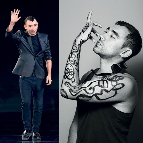 """<Strong>Nicola Formichetti</strong><br><br> Lần đầu tiên trong năm 2014, ELLE Style Awards giới thiệu một giải thưởng mới: Nhà thiết kế đột phá của năm – Fashion Innovator. Nicola Formichetti là cái tên xứng đáng để nhận giải thưởng """"khó xơi"""" này của ESA. <br><br> Lady Gaga đã tin tưởng vào tài năng của Nicola đến mức cô đã chọn anh làm nhà thiết kế chính cho tủ quần áo Haus of Gaga. Cùng lúc đó, Nicola còn giữ vai trò giám đốc sáng tạo của hãng thời trang avant garde nổi tiếng của Pháp Thierry Mugler."""
