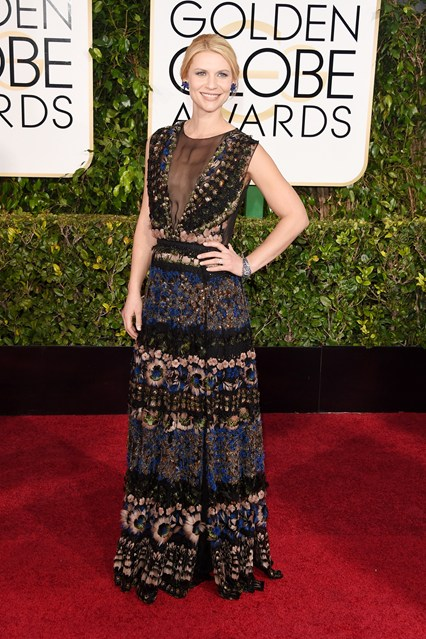 Claire Danes diện chiếc váy trong BST Valentino Couture