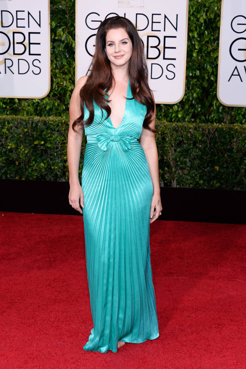 Ca sĩ Lana Del Rey