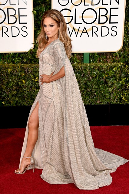 Jennifer Lopez Trong trang phục Zuhair Murad