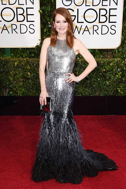 Julianne Moore trong trang phục Givenchy